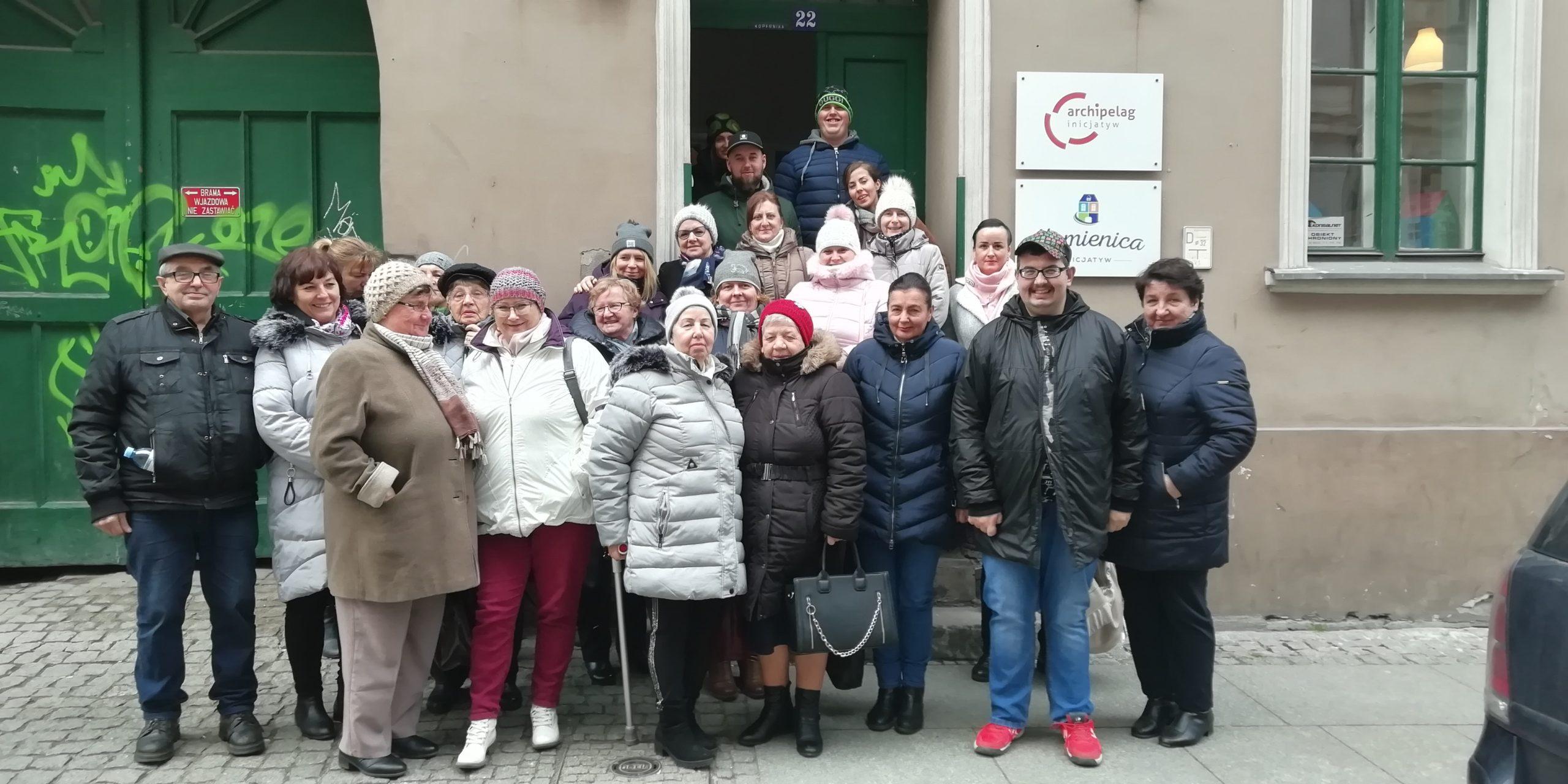 Liderzy z wizytą w Toruniu