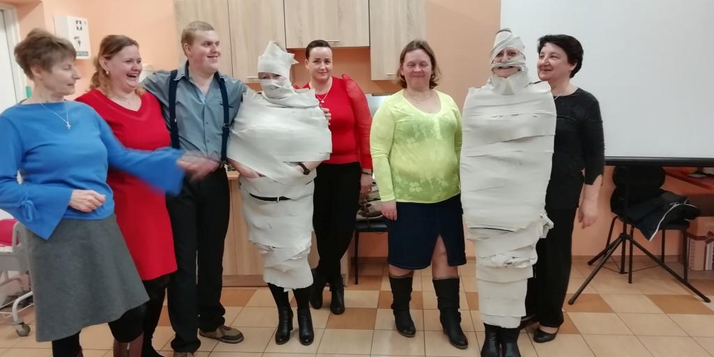 """Integracja Uczestników projektu """"Akademia Lidera"""""""
